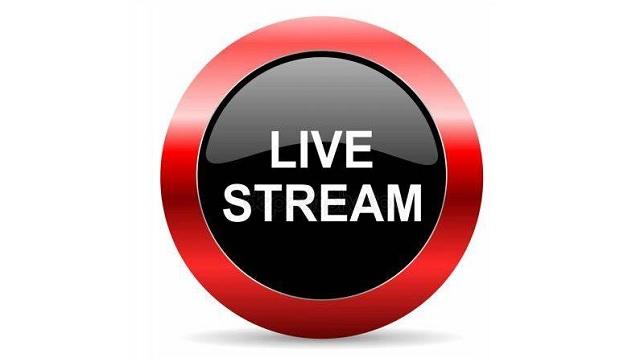 livestream button